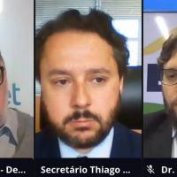 Live inédita com a Divisão de Produtos de Defesa (DIPROD) do MRE, e do Diretor-Presidente da ABIMDE, Dr. Roberto Gallo.