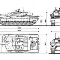 Considerações sobre Dimensões e Mobilidade de Carros de Combate