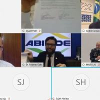 Cooperação entre ABIMDE e entidade indiana deve impulsionar exportações
