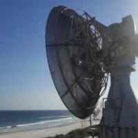 ASTROS 2020 - Centro de Avaliações do Exército recebe componentes do radar de rastreio do Sistema