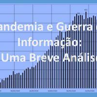 Trabalhos dos irmãos Atem Carvalho sobre a Infodemia ou a Guerra de Informações sobre os dados relacionados a Pandemia
