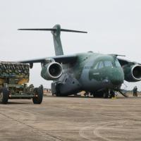 Missão foi feita por meio do Primeiro Grupo de Transporte de Tropa (1° GTT) – Esquadrão Zeus Foto - FAB