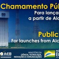 AEB lança Chamamento Público para empresas interessadas em realizar lançamentos a partir de Alcântara