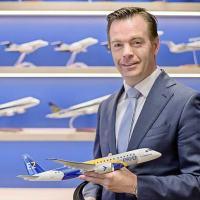 Em anúncio com entrada em vigor imediato, Arjan Meijer assume a vital divisão de jatos comerciais