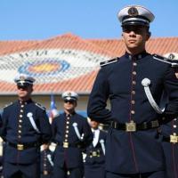 Cadetes da Academia de Policia Militar do Barro Branco da Polícia Militar do Estado de São Paulo