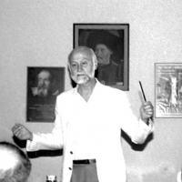 Jayme Boscov, em 29 de Agosto de 1994. Registro do Instituto de Estudos Avançados da Universidade de São Paulo.