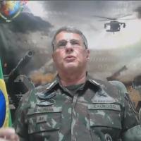 Em reunião com o SIMDE-COMDEFESA o Comandante do Exército afirma que o orçamento está preservado, mas empenhou somente 1%