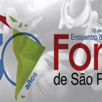 Excepcional Thread descrevendo a formação e os 30 anos do Foro de São Paulo