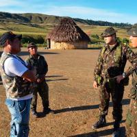 Gen Ex Pinto Silva - A Defesa da Amazônia é um