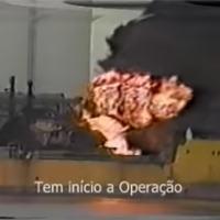 Ação do prático Nelcy salvou a cidade do Recife de destruição. O fato ocorreu em 12 Maio de 1985
