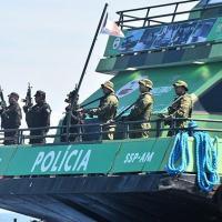 Base Arpão e torre de comunicação, no âmbito do Programa Nacional de Segurança nas Fronteiras e Divisas – VIGIA, ajudarão no combate ao tráfico e ao contrabando