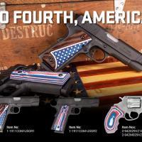 Taurus - Com foco em qualidade e preço acessível, já detém 15% do mercado americano e é líder em revólveres