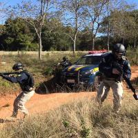 Centro de Adestramento-Sul (CA-Sul), através de sua Seção de Simulação Viva, realizou uma instrução de adestramento com equipes da Polícia Rodoviária Federal (PRF) de Santa Maria-RS.