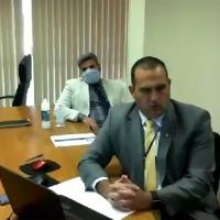 Cel PMDF Carlos Renato Machado Paim, Secretário Nacional de Segurança Pública (SENASP), participa da Plenária do SIMDE/DESEG