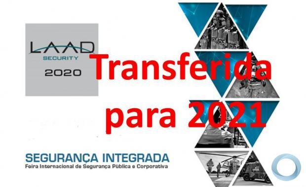 LAAD Security ocorrerá junto com a LAAD Defence & Security, em 2021
