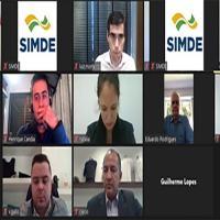 SIMDE - Primeira Reunião do Comitê PCE