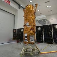 O mais novo satélite de reconhecimento de Israel, Ofek-16, lançado com sucesso, em 6 de julho de 2020 de Israel. Foto - IAI