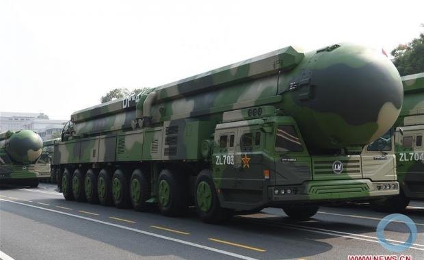Chinese Ballistic Missile DF-41