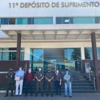 ABDI entrega para Exército Brasileiro 950 unidades dos Uniformes Inteligentes