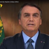 Discurso do Presidente Jair Bolsonaro na 75 ª Assembleia Geral da ONU