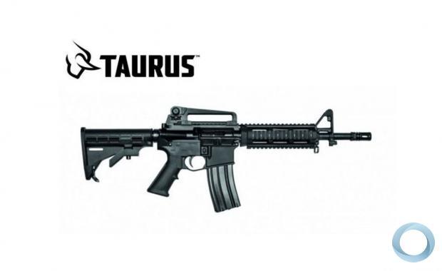 Brigada Militar adquire 799 fuzis Taurus modelo T4