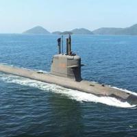 Submarino Riachuelo/Foto: Marinha do Brasil