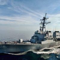 USS Barry, DDG-52, da  Marinha Dos Estados Unidos