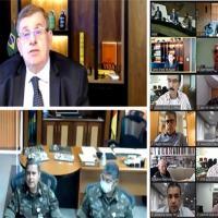 SIMDE e FIESP Recebem General Porto da DFPC