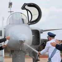 Gripen Officially Presented in Brazil