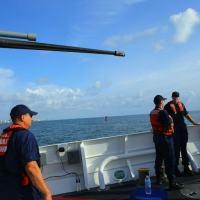 Washington enviou patrulheiros da Guarda Costeira ao Pacífico para conter ações chinesas no Mar da China Meridional