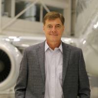 O presidente da Embraer, Francisco Gomes Neto. Foto: Embraer