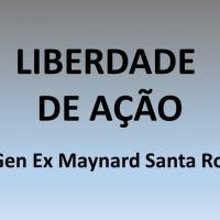 Gen Ex R1 Santa Rosa - Liberdade de Ação
