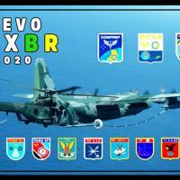 FAB conclui campanha de reabastecimento em voo de helicópteros