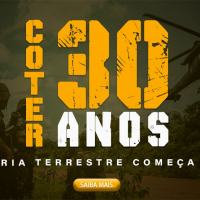 30º Aniversário do Comando de Operações Terrestres - COTER