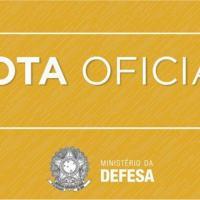 Nota Oficial - Ministro de Estado da Defesa e dos Comandantes da Marinha, do Exército e da Aeronáutica