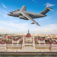 Hungria é o segundo pais da OTAN, após Portugal a adqurira aeronaves de transporte multimissão KC-390.