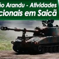 Brasil - Argentina -  Operação Arandu Atividades Operacionais