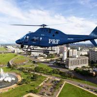 Leonardo reforça as operações de segurança e resgate no Brasil com o fornecimento de seis helicópteros AW119Kx para a Polícia Rodoviária Federal   Arte - Leonardo