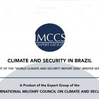IMCCS - CLIMATE AND SECURITY IN BRAZIL (íntegra do Documento)