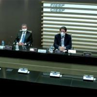 plenária do Comdefesa com o Ministro da Justiça e Segurança Pública.