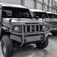 Agrale exporta utilitário Marruá aos Emirados Árabes Veículos produzidos em Caxias do Sul serão utilizados pelas Forças Armadas de Abu Dhabi