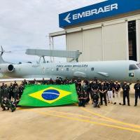 E-99M - Esquadrão Guardião recebe a segunda aeronave