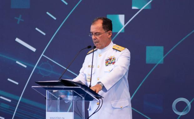 S41 Humaitá - Discurso do Comandante da Marinha