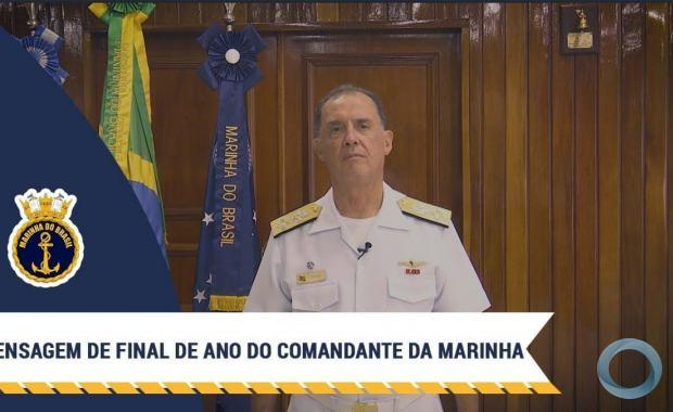 Mensagem de Final de Ano do Comandante da Marinha - 2020
