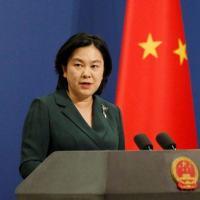 Porta-voz das Relações Exteriores da China Hua Chunying