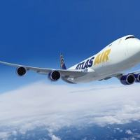 Atlas Air Worldwide Purchases Four Boeing 747-8 Freighters