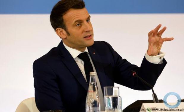 Macron é uma das vozes mais críticas à política ambiental do governo Bolsonaro