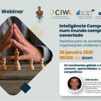 WEBINAR - Inteligência Competitiva num mundo complexo e conectado