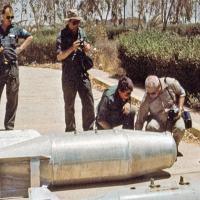 Equipe da ONU realiza inspeções destinadas a descartar a capacidade de armas químicas, biológicas e nucleares do Iraque. (1991) Foto ONU