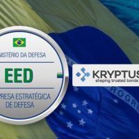 Kryptus, multinacional brasileira especializada em criptografia e segurança cibernética